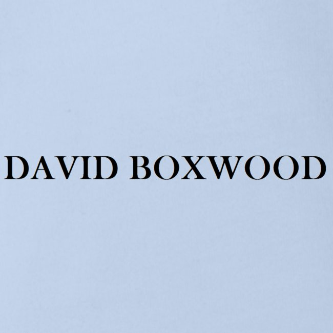 DAVID BOXWOOD