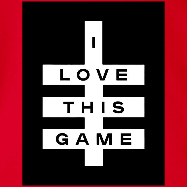 I love this game logo