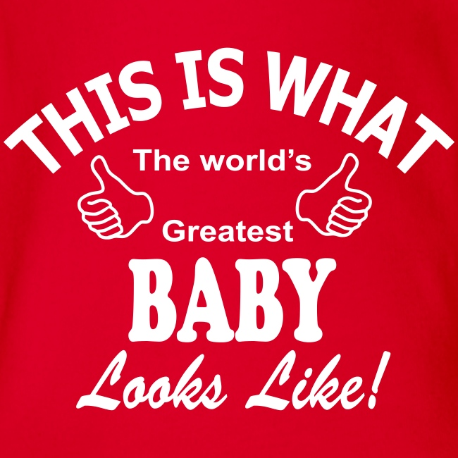baby world's greatest