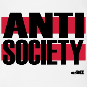 Anti Society - Baby Bio-Kurzarm-Body