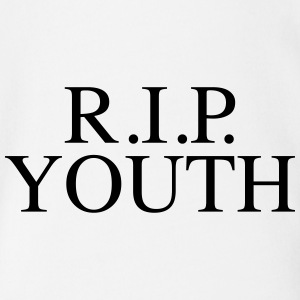 R.I.P. YOUTH - Baby Bio-Kurzarm-Body