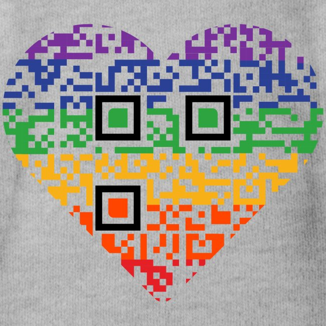 Love is Love | QR-Code | Pride