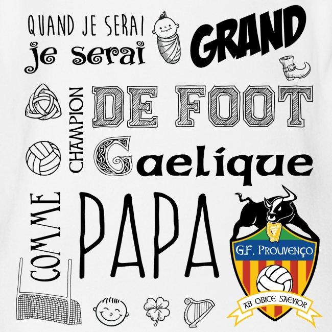 Champion comme Papa