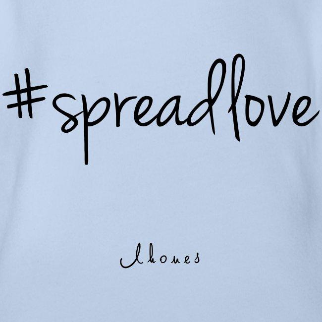 #spreadlove