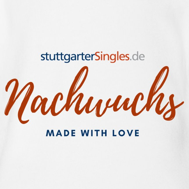 StuSi Nachwuchs Made with love