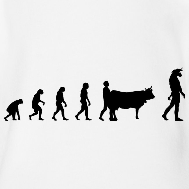 Evolution Mythologie