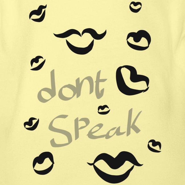 HW dont speak