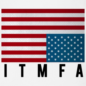 ITMFA - Organic Short-sleeved Baby Bodysuit