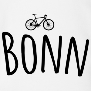 Bicycle Bonn - Organic Short-sleeved Baby Bodysuit