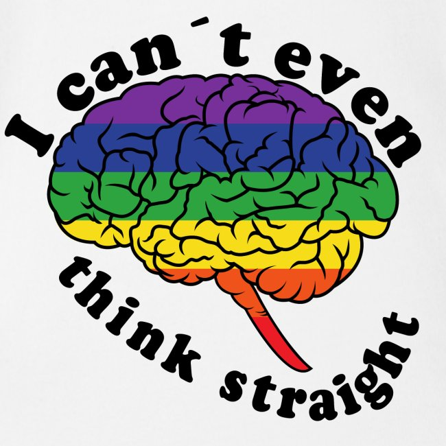 Ich kann nicht einmal klar denken   LGBT