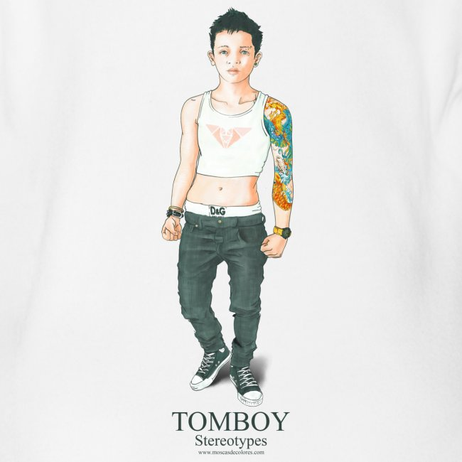 Tomboy. Stereotypes Collection.