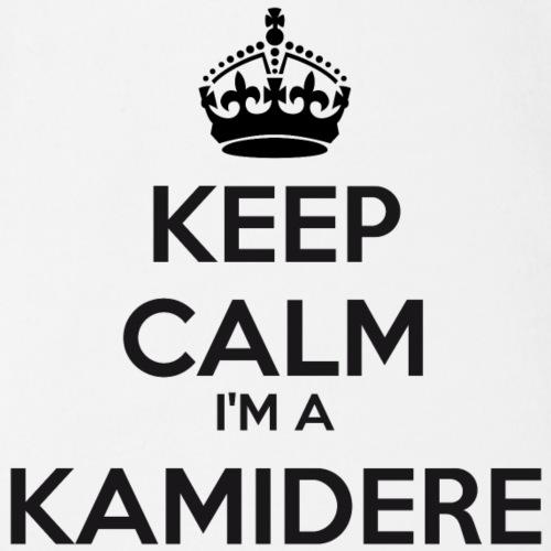Kamidere keep calm - Organic Short-sleeved Baby Bodysuit