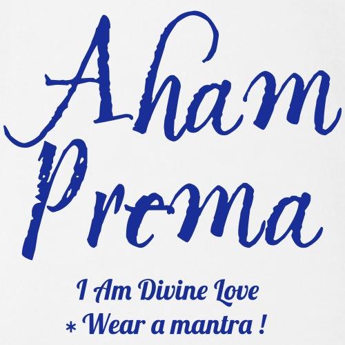 AHAM PREMA - Body ecologico per neonato a manica corta