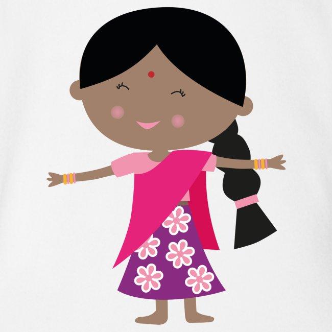 Happy Meitlis - Indien