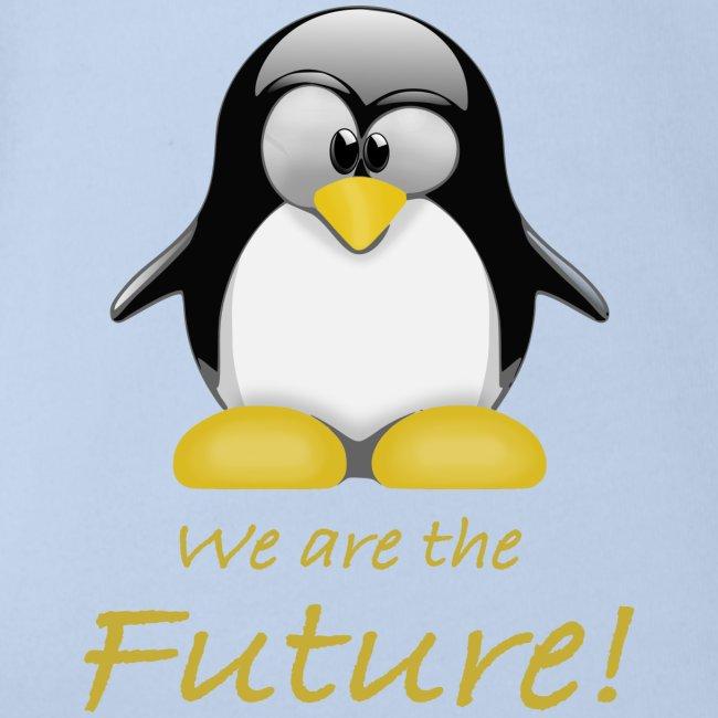 pinguin we are the future
