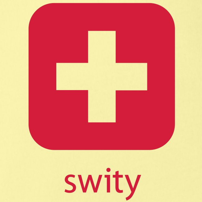 Schweizer Wappen Icon swity