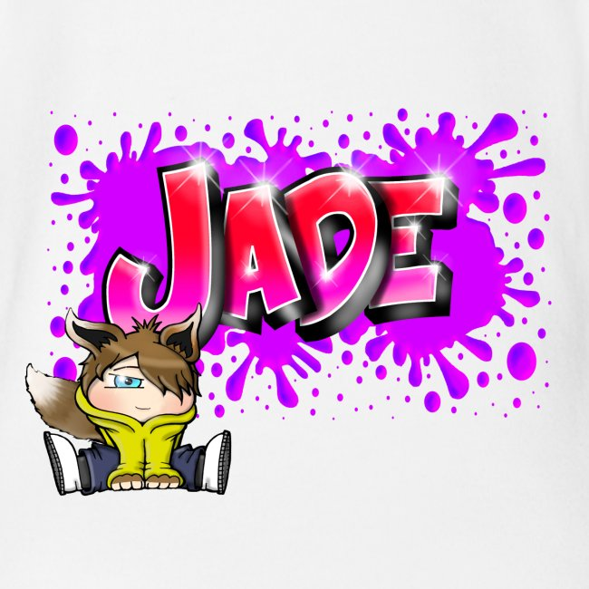 JADE Graffiti Name