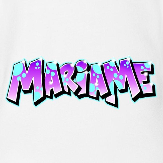 Graffiti Mariame printable