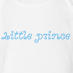 prince - Organic Short-sleeved Baby Bodysuit
