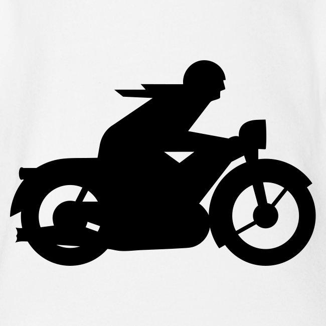 AWO driver silhouette