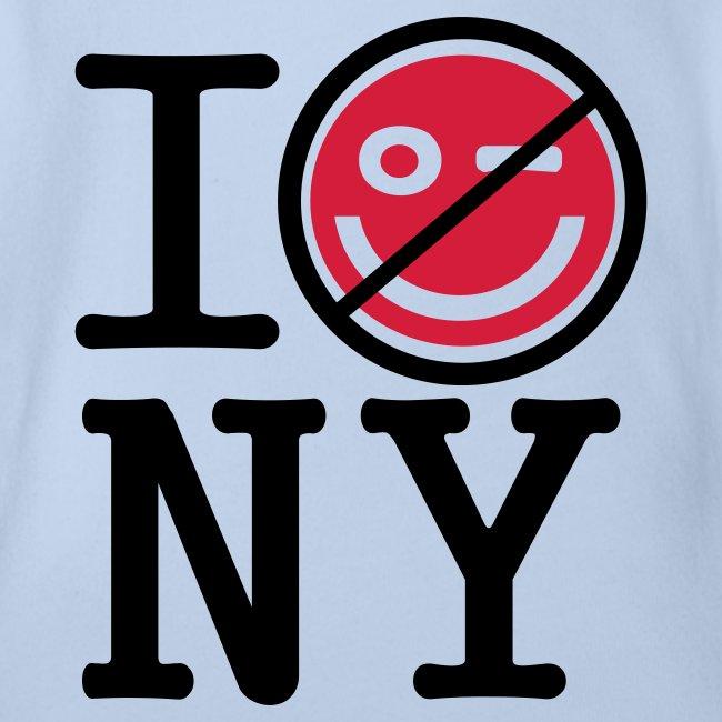 Cool i not smile wink NY design