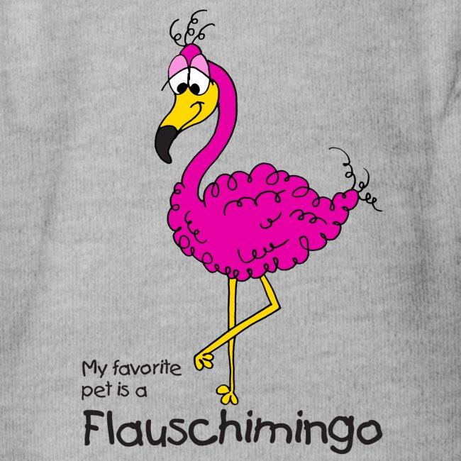 My favorite pet is a Flauschimingo
