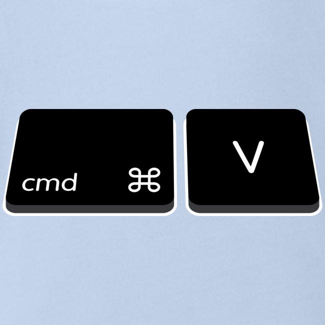 Cmd+V - Paste