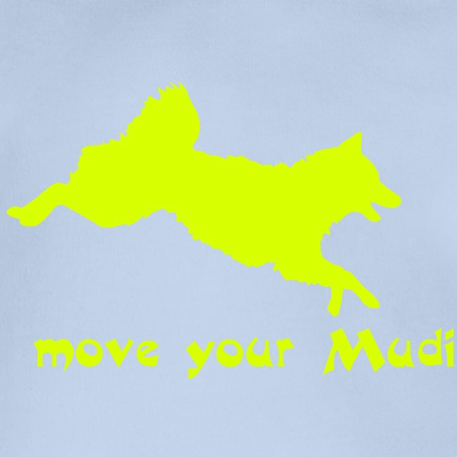 move your mudi