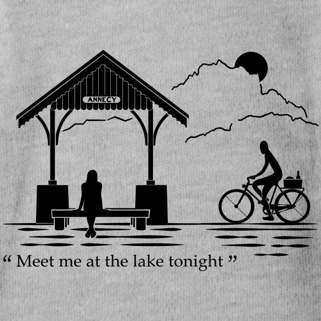 Meet me at annecy lake