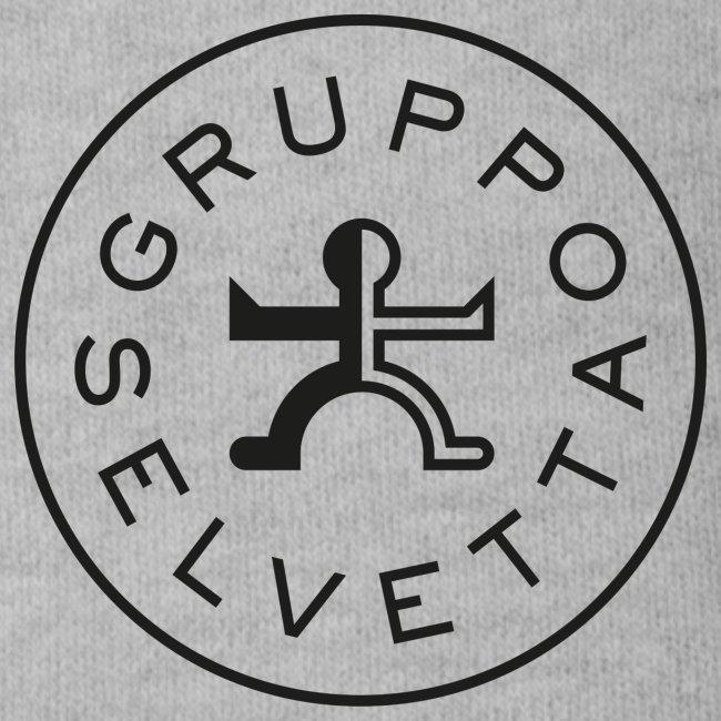 Logo davanti – Nero