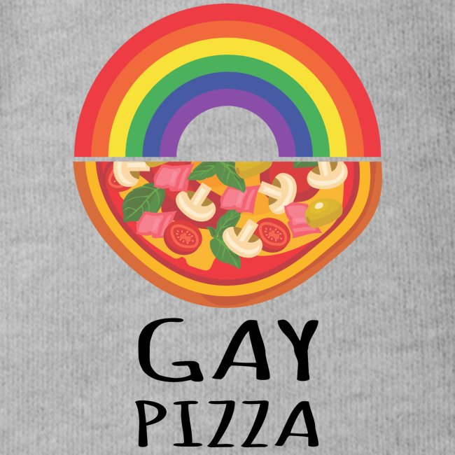 Gay Pizza | Pride | LGBTQIA