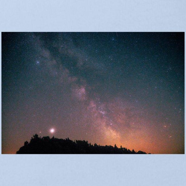 Milchstraße Fotografie Galaktisches Zentrum