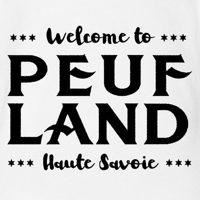 Peuf Land 74 - Black