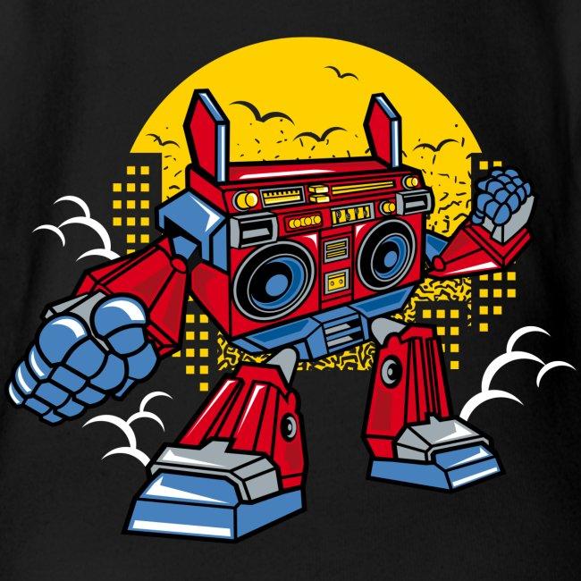 Boombox Robot