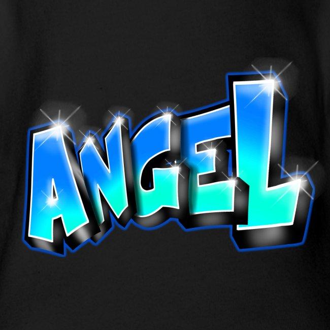 Angel Graffiti name printable