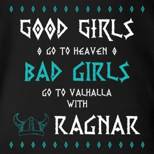 bad girls - Baby Bio-Kurzarm-Body