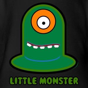 monster52 - Organic Short-sleeved Baby Bodysuit