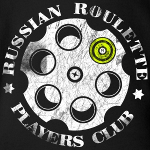 Russian Roulette Players Club - Baby Bio-Kurzarm-Body