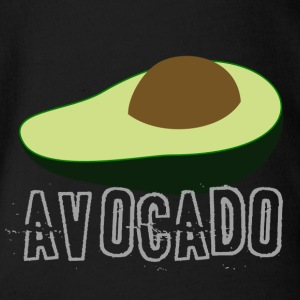 Avocado - Baby Bio-Kurzarm-Body