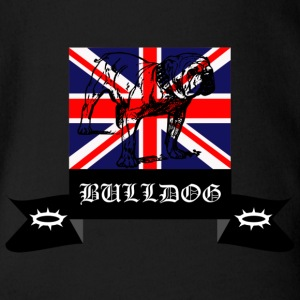 British Bulldog 3 EDITION - Baby Bio-Kurzarm-Body
