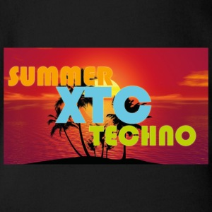 summer xtc techno - Baby Bio-Kurzarm-Body