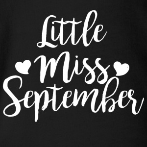 Little miss september - Rompertje