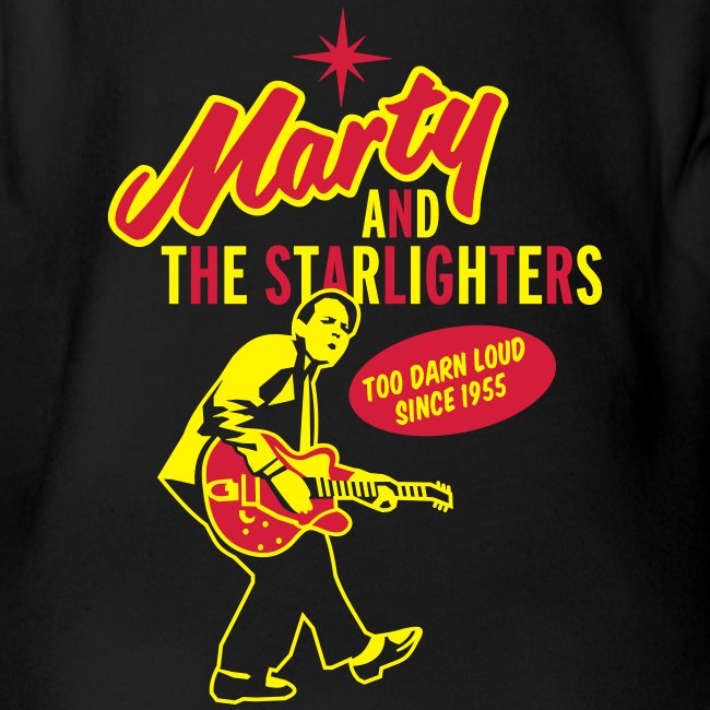 Marty and the Starlighters