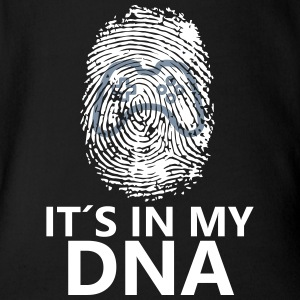 Its in my dna - Baby Bio-Kurzarm-Body