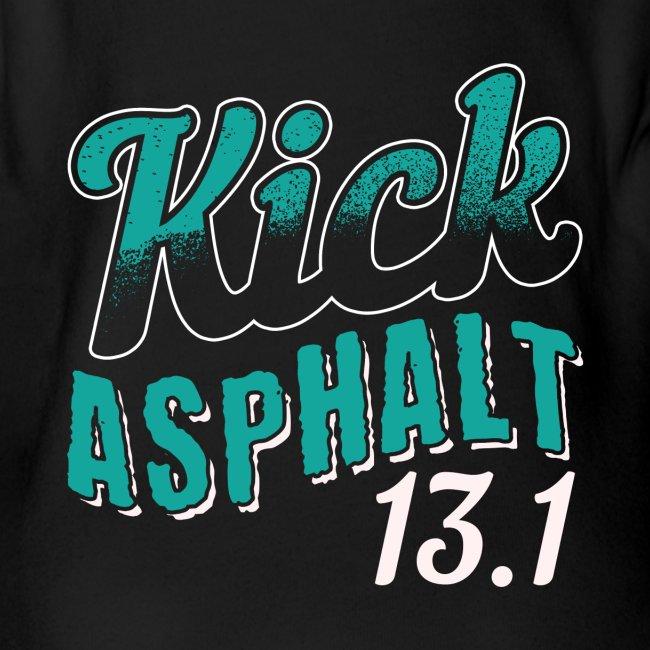 Kick Asphalt 13.1   Half Marathon