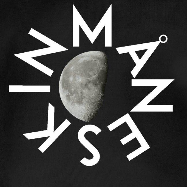 Maneskin - Logo con luna al centro caddc8d4e25