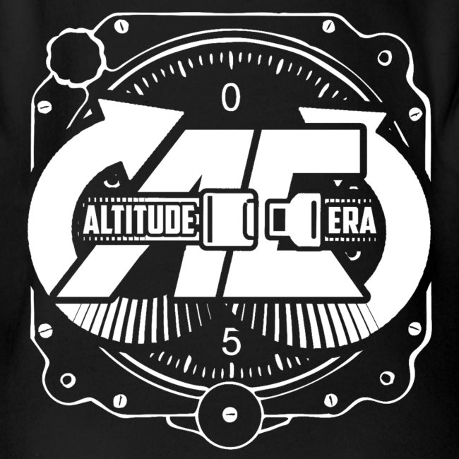 "Altitude Era ""Altimeter"" Logo"