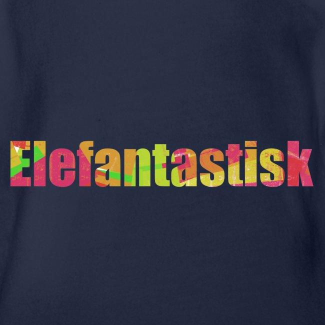 Elefantastisk text