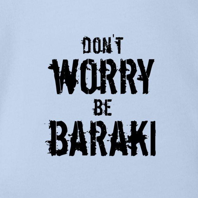Be Baraki (Noir)
