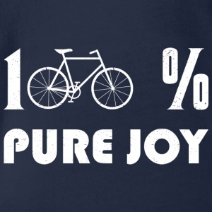 100 % Pure Joy - Baby Bio-Kurzarm-Body